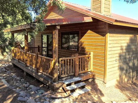 pinetop arizona vacation cabin rentals show low arizona