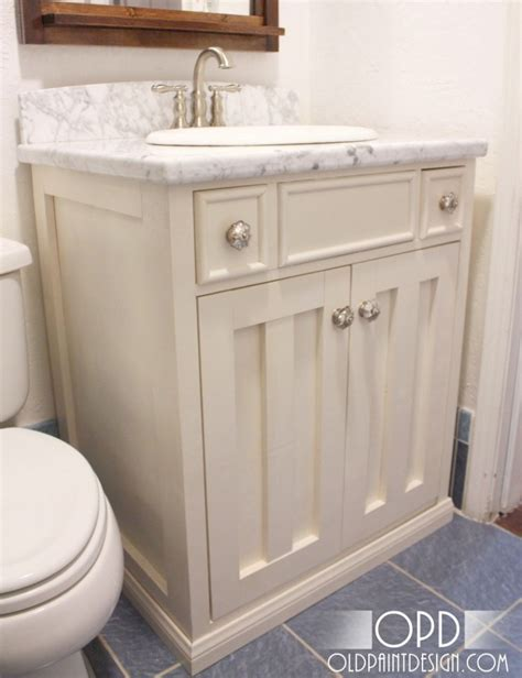 diy bathroom sink cabinet 11 diy sink bases and cabinets you can make yourself