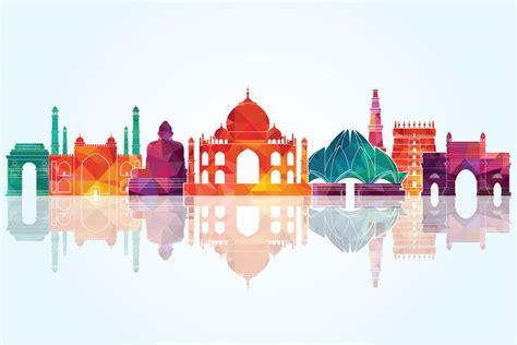 wallpaper design online india india vector wallpaper wall decor