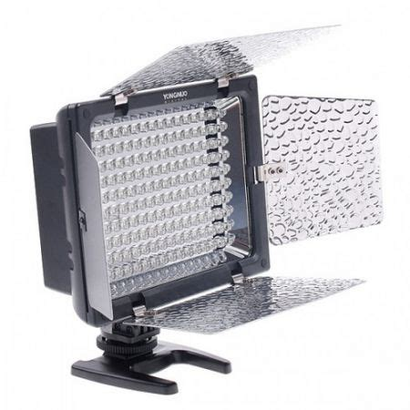 Yongnuo Yn 160 yongnuo yn 160 160 led light with filters for camcorder sales