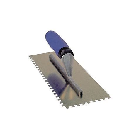 What Type Of Trowel For Floor Tile by Wickes Professional Wall Adhesive Tile Trowel Wickes Co Uk