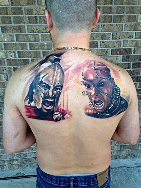 leonidas tattoo pin by iv horsemen on tattoos by jerry pipkins