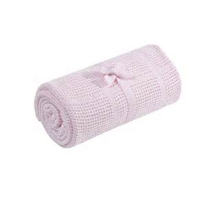 Toddler Bed Cotton Blanket Mothercare Baby Bedding Cellular Cotton Blanket Cot Bed
