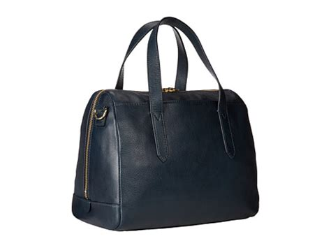 Fossil Satchel 578 5 fossil sydney satchel blue multi 6pm