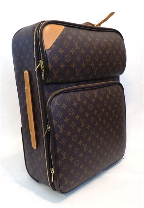 Trolley Bag Lv D6728dew tennants auctioneers louis vuitton monogram pegase cabin bag flight trolley