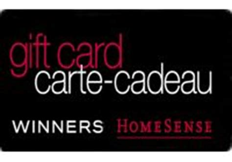 Homesense Gift Card Check Balance - homesense winners gift cards earn rewards on homesense winners gift cards cardswap ca