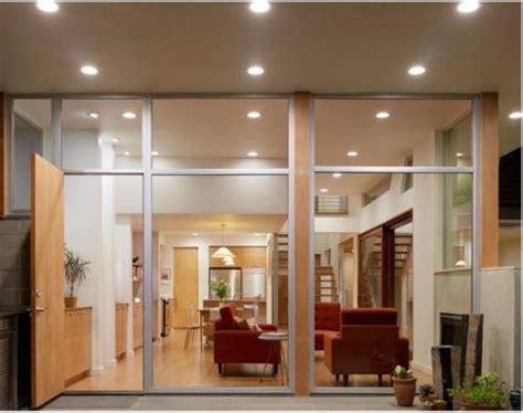 contoh desain dapur terbuka desain rumah minimalis 2 lantai dengan ruang terbuka