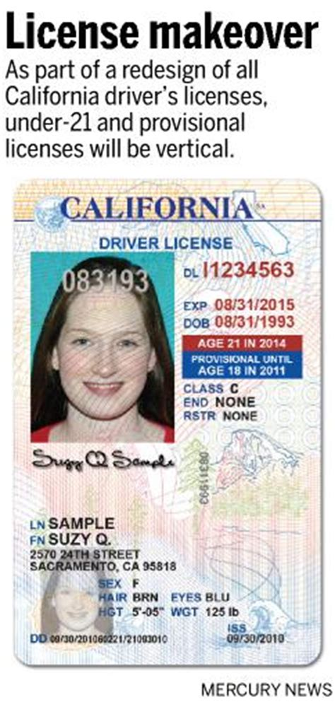 california id card template new california driver license design downloadcoju