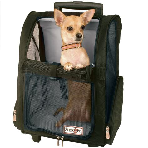 puppy carrier backpack snoozer roll around travel pet carrier backpack care 4 dogs on the go