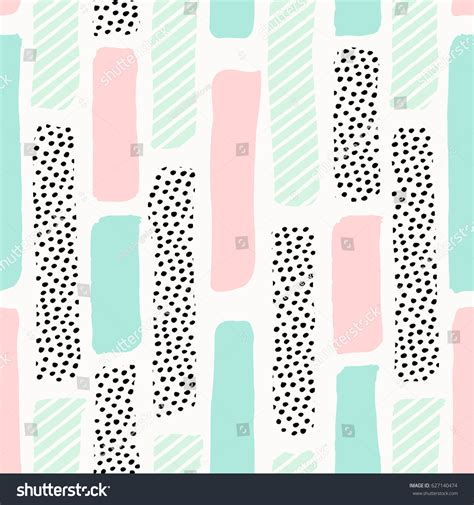 repeating pattern brush seamless repeating pattern brush strokes pastel stock