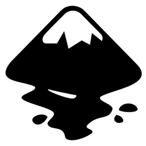 design logo inkscape file inkscape logo svg wikimedia commons
