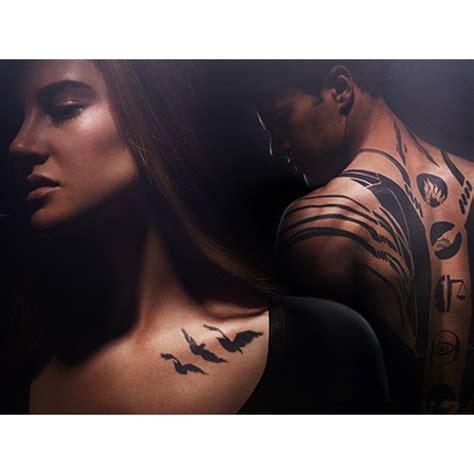 divergent tris tattoo divergent tattoos