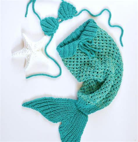 mermaid knitting pattern mermaid baby blanket knitting pattern by caroline