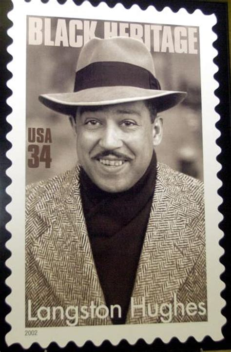 langston hughes his biography author amok poetry friday love to langston