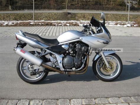 2002 Suzuki Motorcycles 2002 Suzuki Bandit