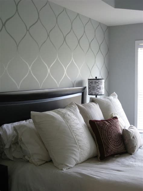 wall stencils for bedroom modern jane diy the wall stencil reinvented