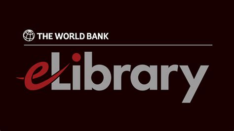 world bank library publications