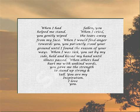 Unconditional Gift Letter Items Similar To Gift For Or From Or Poem Instant On
