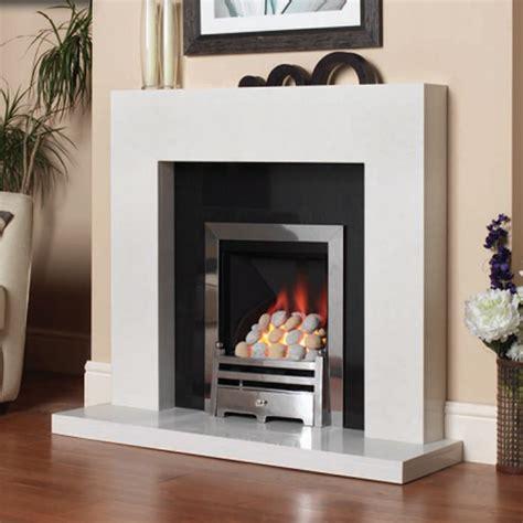 kaminumrandung bauhaus marble fireplace surround modern