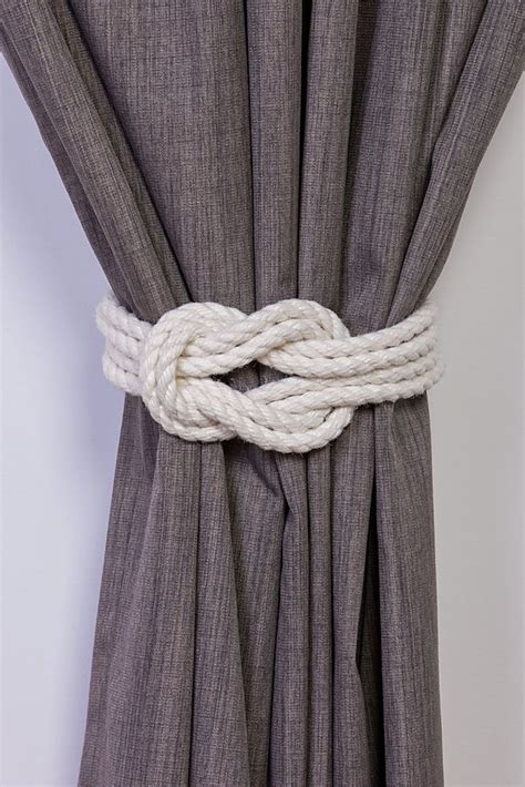shabby chic curtain tie backs 25 best ideas about curtain ties on diy