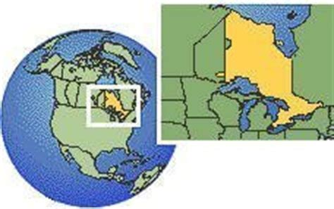 ontario canada time zone map current local time in ontario canada