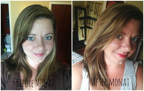 Monat Hair Reviews by Monat Modern Nature Haircare Volume System Review