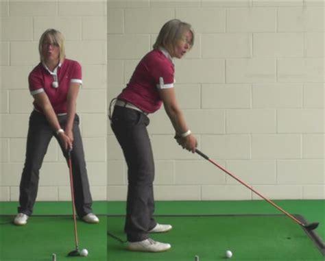3 wood golf swing correct swing for women golfers playing 3 wood shots off