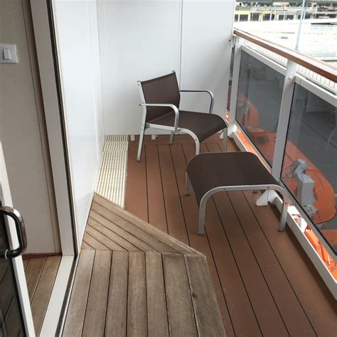 cabine msc fantasia balcony cabin 10143 on msc fantasia category bw