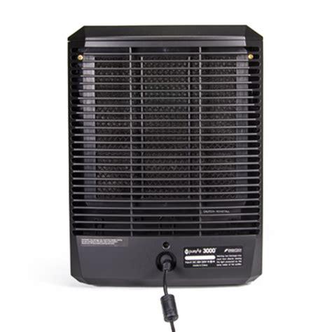 greentech environmental pureair 3000 whole home air purifier