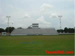 blue stadium needville