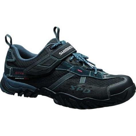 best mountain bike shoe shimano sh mt42n mountain bike shoes men s black 41