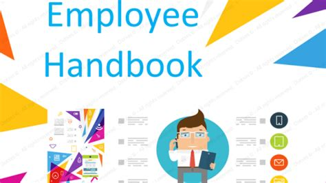 employee handbook cover page template free printable bookmark template for word dotxes