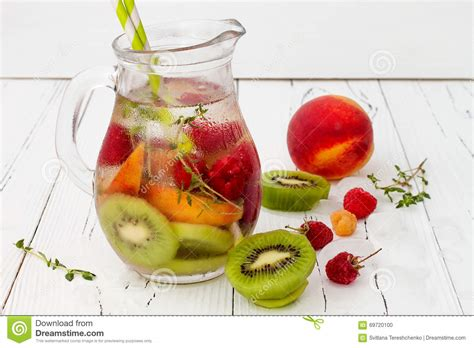 Detox Only Fruit by Healthy Detox Fruit Infused Flavored Water Summer