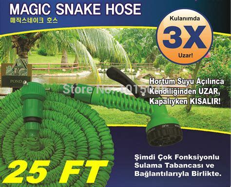 Sale Magic X Hose 7 5 Meter 25 Selang Taman Dan Rumah free shipping 1x 25ft retractable retractable hose water pipe after 7 5 7 5 meters hose