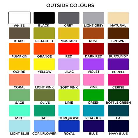 the colors neon and mix lshade choice of colours by quirk
