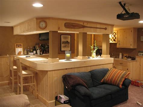 awesome man caves  finished basements   page