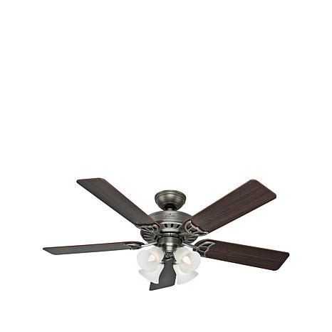 Ceiling Fans For Large Rooms studio series 52 quot large room ceiling fan 7798232