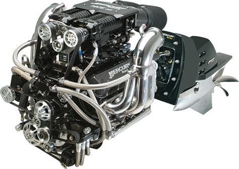 boat engine life hours mercury racing 1075 sci performance inboard marine engine