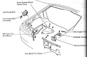 1994 Camry Fuel Pump Circuit Diagram 1994 Toyota Camry Fuel Pump Wiring Diagram Camry Download