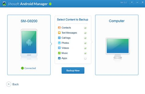 view android files on pc jihosoft android manager backup and transfer files from android to pc or mac mytechlogy