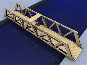 Fall Decorations Cheap 10 Diy Popsicle Stick Bridge Designs And Tutorials Hative