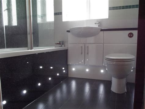 Dark Bathroom by Bathroom Furniture Gallery Bathrooms
