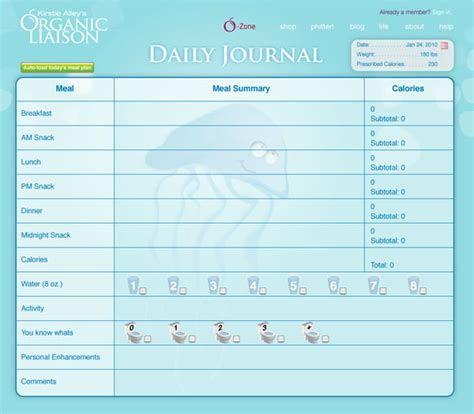 weight loss journal template search results for daily food journal calendar 2015