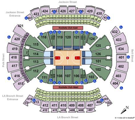 Houston Toyota Center Tickets Toyota Center Houston Tickets Schedule Seating Chart
