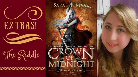 crown of midnight 2 crown of midnight extras the riddle youtube