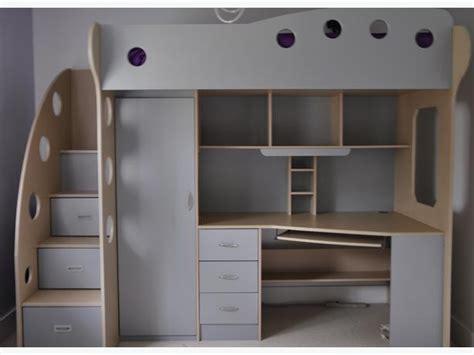 jysk bunk bed jysk loft bed in great condition outside cowichan valley