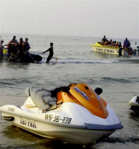 water scooter in goa goa speed boat location timings entry fee duration