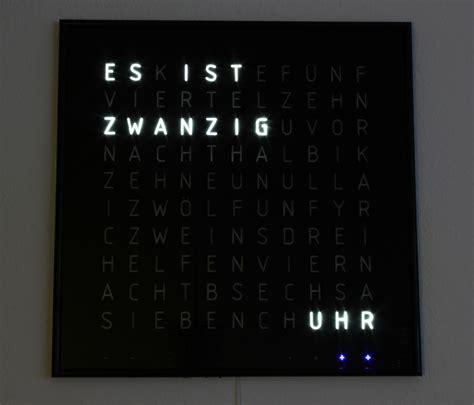 Uhr Schriftanzeige by W 246 Rter Funkuhr Second Edition Spaceflakes De
