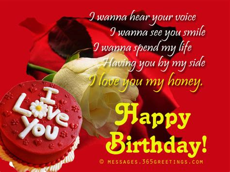 happy birthday quotes for lover with images gf birthday wishes for 365greetings