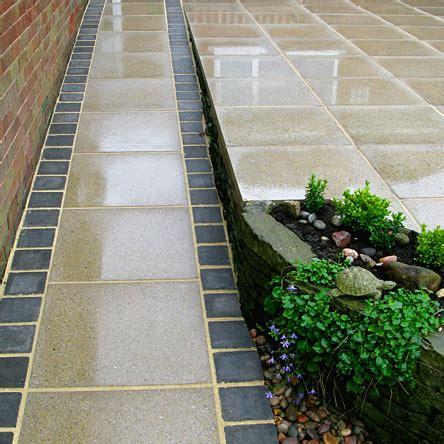 Concrete patio: Apply sealer   Kris Allen Daily